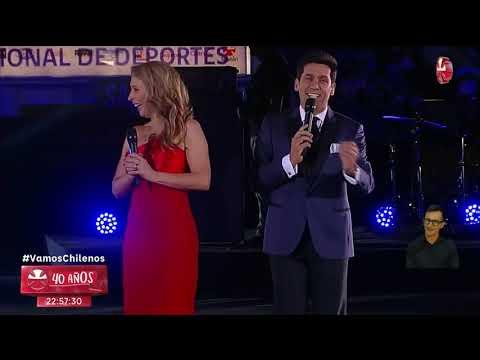 Cali Y El Dandee - Teleton Chile, Sirena Yo Te Esperare 'EN VIVO'