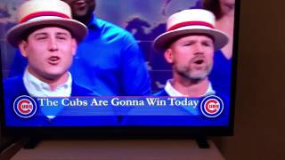 Go, Cubs, Go. SNL w/ Bill Murray and the Chicago Cubs Saturday Night Live