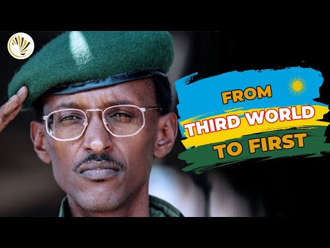 How Rwanda is Becoming a FIRST WORLD Country