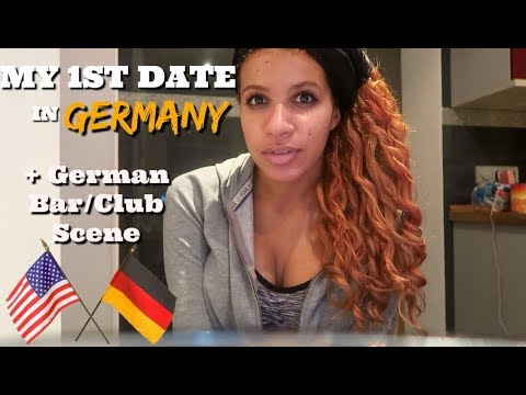 My First Date In Germany? + Düsseldorf's Bar/Club Scene vs. A Night Out In USA