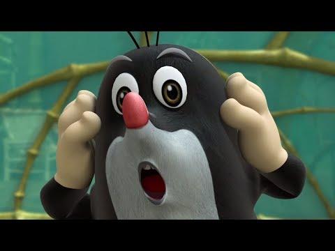 Мультфильмы для детей - Кротик и Панда - Сборник - Все серии подряд - Видео онлайн