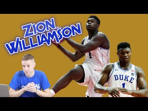 Professor Reacts to Zion COLLEGE DEBUT at Duke. Next College Star?