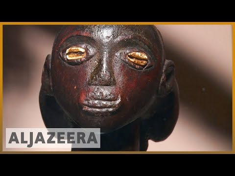 🇧🇪🇨🇩Belgian's museum reflects colonial oppression against DRC l Al Jazeera English