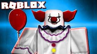 ПРИВЕТ СОСЕД КЛОУН в ROBLOX / Детская страшилка про ОНО с мультяшными героями Роблокс #КИД