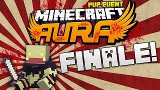 Minecraft AURA - FINALE! PvP Event | ungespielt