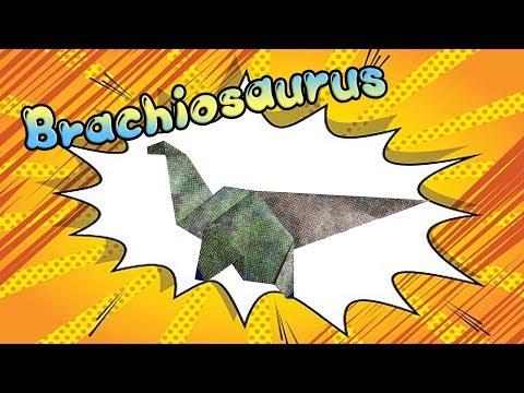 (서원선 작가와 함께) 퍼즐 공룡 종이접기
