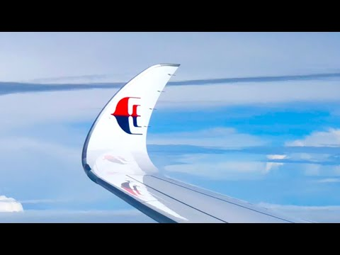 Malaysia Airlines **NEW** A350 BUSINESS CLASS review | MH782 KUL-BKK