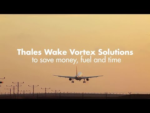Thales Wake Vortex Solutions