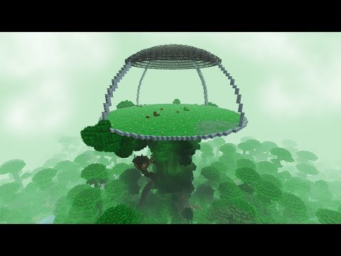Minecraft Hermitcraft :: Glorious Tree Dome! e37