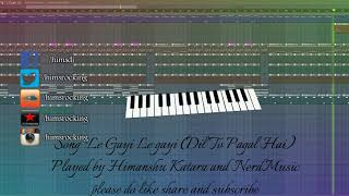 Le gayi Le gayi instrumental | Himanshu Katara & NerdMusic |