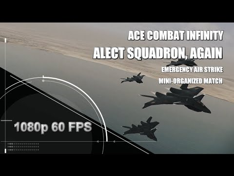 Ace Combat Infinity: Alect Squadron, Again...