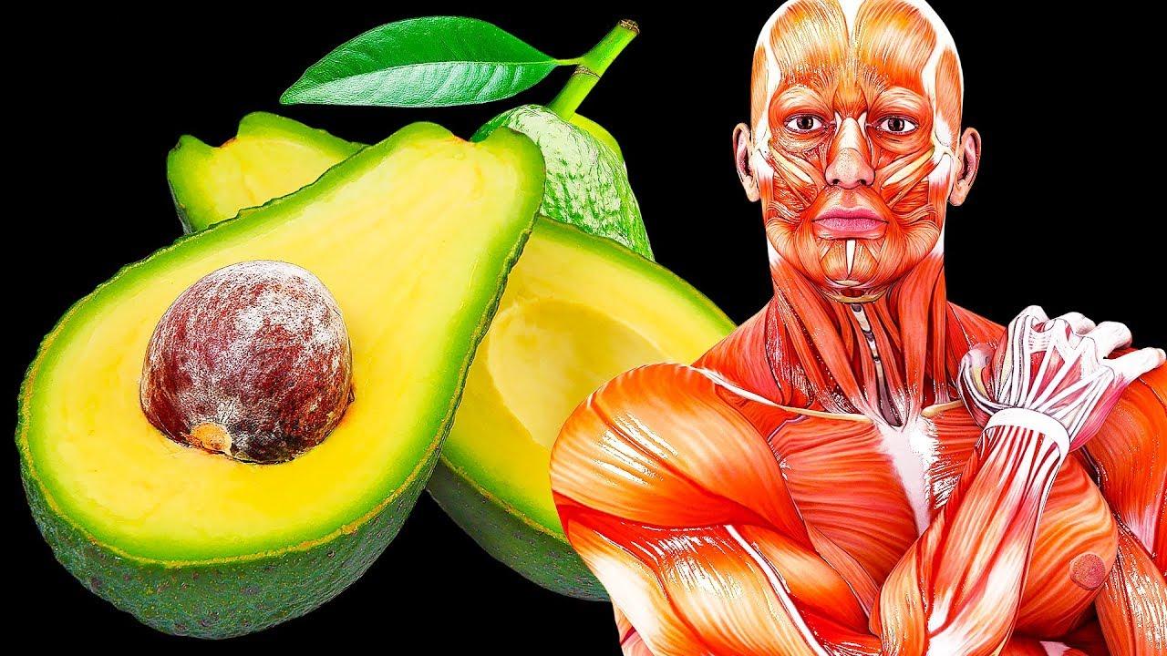 Вот Что Случится, Если вы Будете Съедать Авокадо в День в Течение Месяца