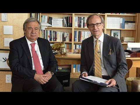 Global Observatory Interview with António Guterres