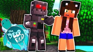 I CANT BELIEVE HE DID THAT 😡 | Minecraft The Deep End