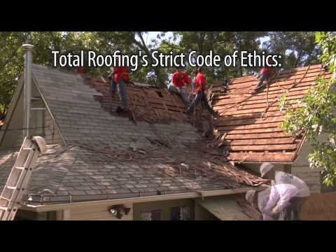 Roofing Colorado Springs Total Roofing Donu0027t Knock