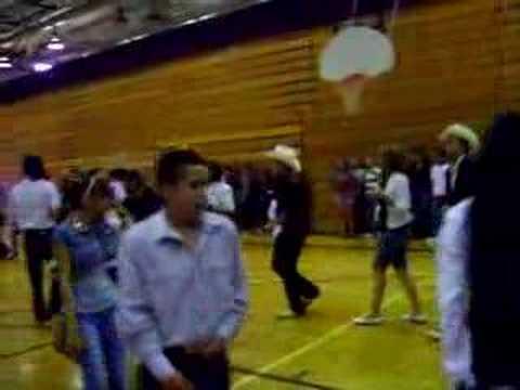 J C Harmon High School dance 5 de mayo part 4