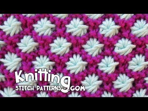 Aster Stitch Youtube