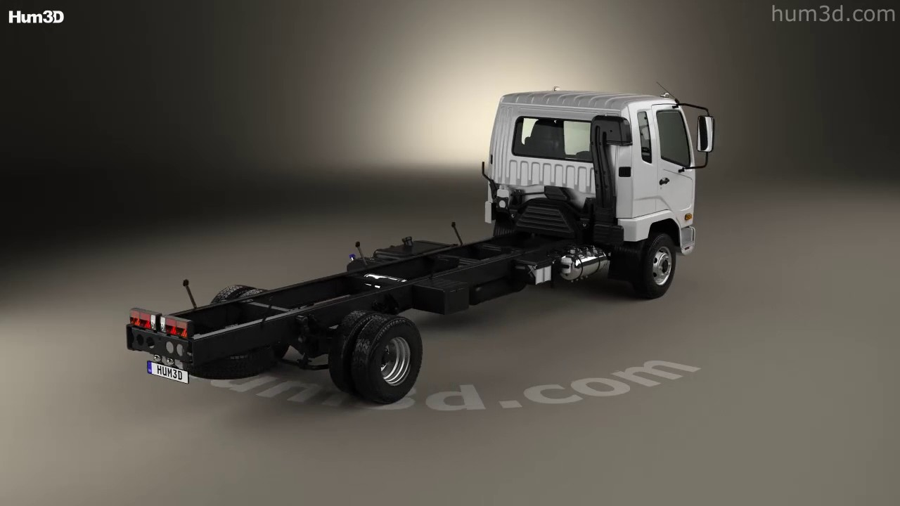 2018 mitsubishi fuso. fine mitsubishi mitsubishi fuso fighter chassis truck 2017 3d model by hum3dcom with 2018 mitsubishi fuso