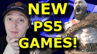 The 6 Games I NEED at Sony's PS5 Reveal!