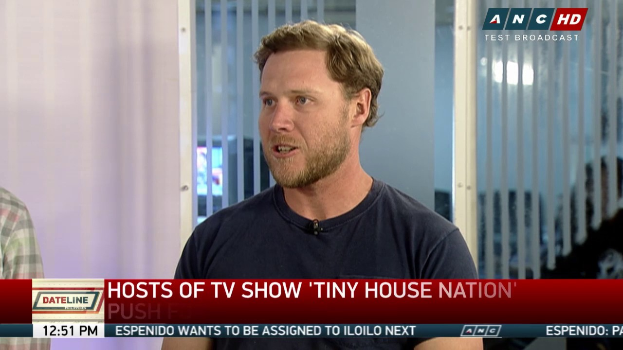 Hosts Of Tiny House Nation Push For Smaller Living