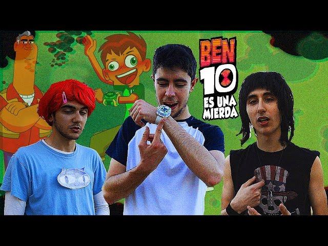 BEN 10 REBOOT ES UNA MIERDA