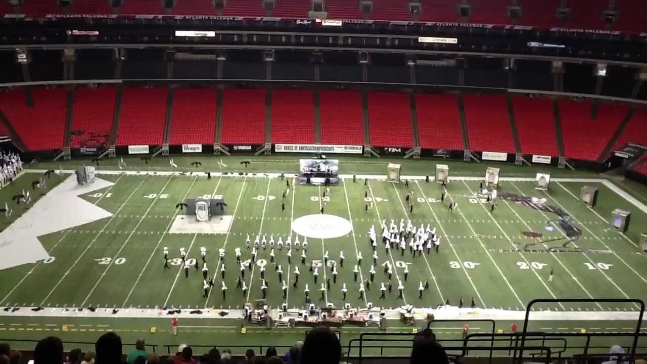 Tarpon Springs High School Marching Band BOA Atlanta