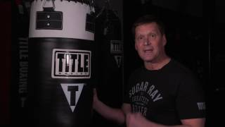 Know Your Heavy Bag - TITLE Boxing - Different Types of Punching Bags