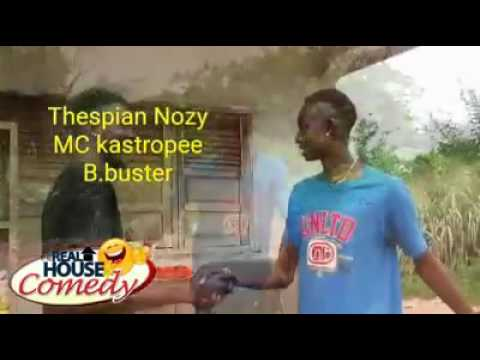Download VIDEO: Recharge Card (Thespian Nozy) (Real House Of Comedy