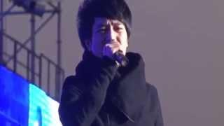 欢子演唱《心痛2009》 2010阜阳天韵古井演唱会 现场版