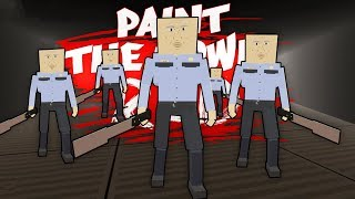 INSANE MACHETE CHALLENGE IN PAINT THE TOWN RED (Paint the Town Red Funny Gameplay)
