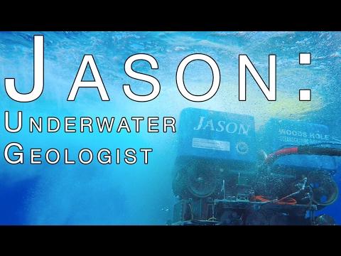 Jason: Underwater Geologist