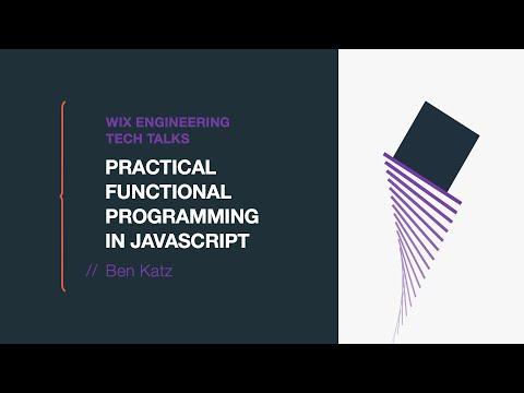 Practical Functional Programming in JavaScript - Ben Katz