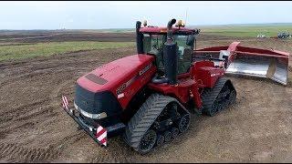 Bu Traktörün Deposu 10.400 Liraya Doluyor (1820 Litre) - Case IH Quadtrac 600 (600 Beygir)