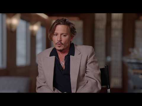 Murder Orient Express - Itw Johnny Depp (official video)