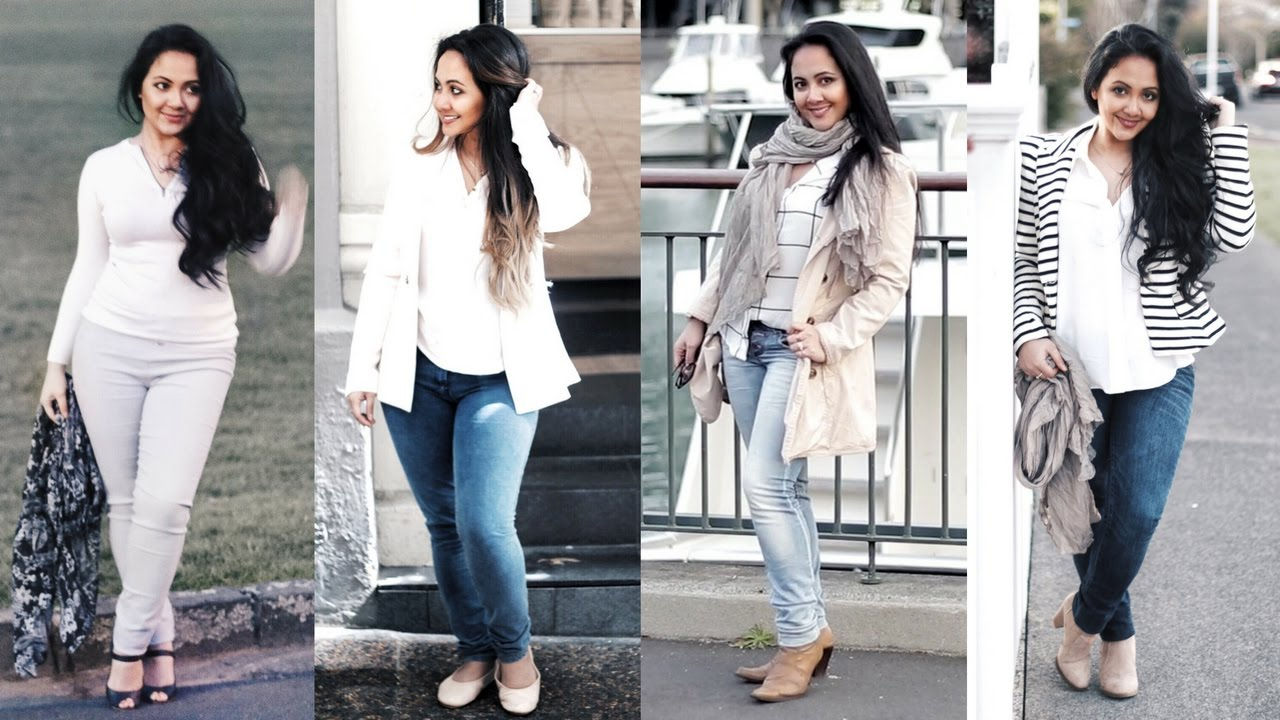 Fall Spring Lookbook What To Wear In Paris How To Look Chic
