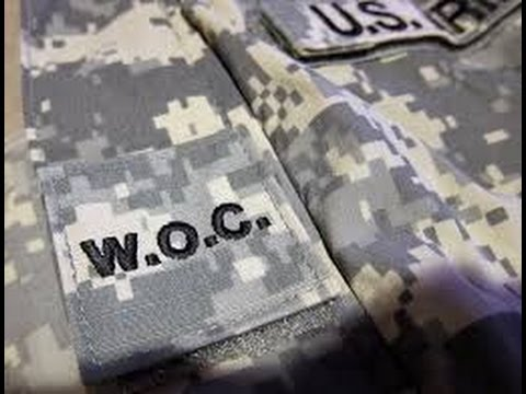 WOC's - Warrant Officer Candidate School the Journey