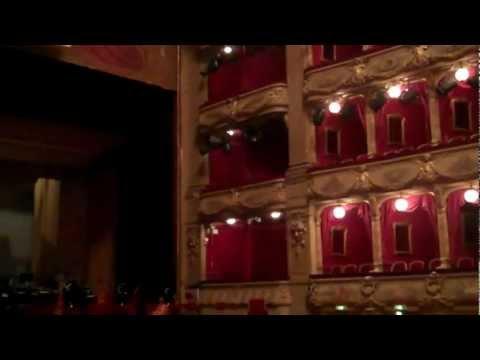 Opera House, Nice, France.