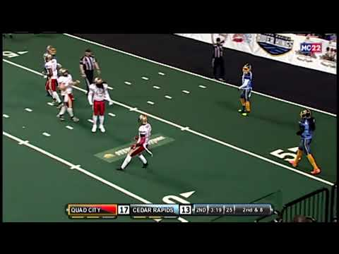 Week 4 Highlights: Quad City at Cedar Rapids