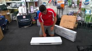 oztrail lifetime bi fold bench 6ft 183cm x 29 2 cm x 42 2cm