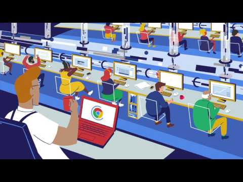 Chrome browser: fast browsing for your business