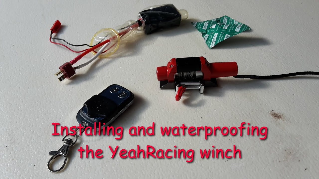 The Rc Yeahracing Winch Ya 0388 Pros Cons Install Youtube Wireless Remote Wiring Diagram
