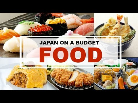 Japan Food Guide For Cheap Eats: How To Eat Cheap In Japan | internationally ME