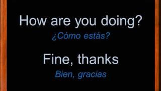 Frases Esenciales en Inglés | Frases para Principiantes en Inglés | Vocabulario Básico en Inglés thumbnail