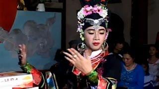 Hát Văn Hầu Đồng : Thanh Đồng Trần Vũ Tiến Hầu Cô Bé Tại Đền Cô Bé Thượng ( Bản Chí Mìu