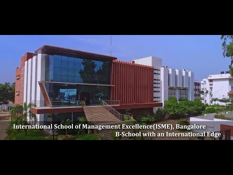 International School Of Management Excellence Bangalore College