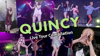 BoA - QUINCY (Live Tour Stage Mix)
