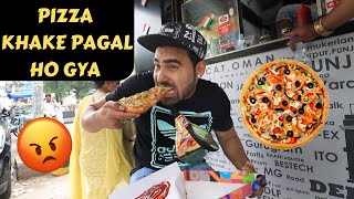 Eating Pizza For All Day 😱 - Challenge Gone Wrong