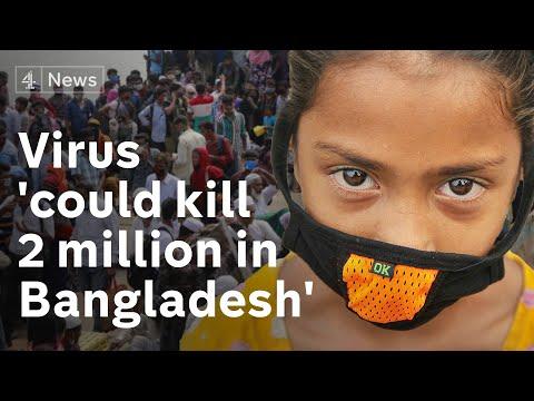 Coronavirus 'could kill 2 million in Bangladesh' - warns leaked UN memo