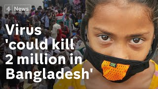 Coronavirus 'could kill 2 million in Bangladesh' - warns leaked UN memo