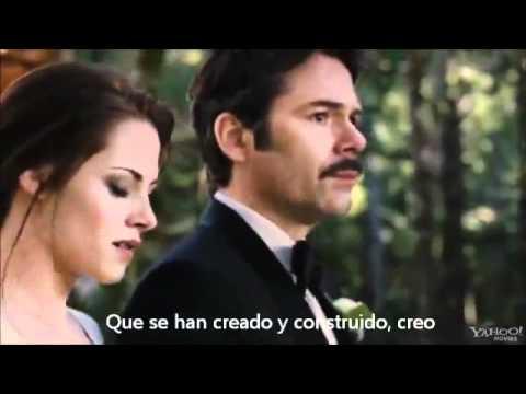 Nuevo Adelanto de Amanecer por Yahoo Movies Subtitulado